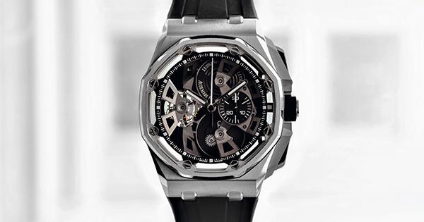 ジュネーブサロン開幕!2018年、注目の新作時計を紹介する!【Vol.11】オーデマ ピゲ