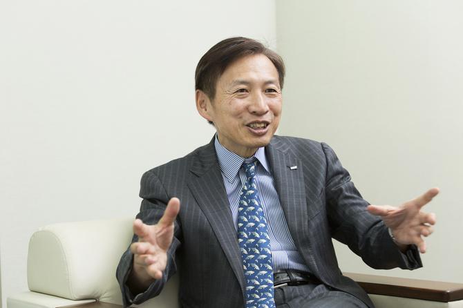 山田邦雄・ロート製薬代表取締役会長兼CEO