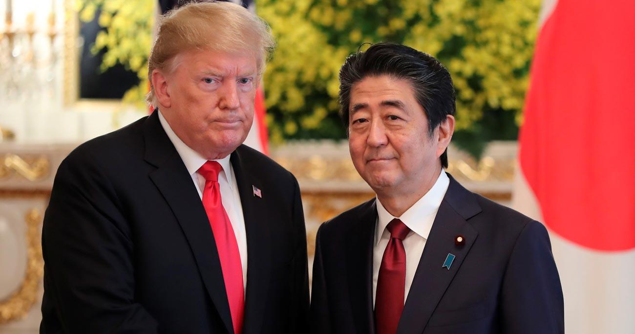 日米首脳会談、通商問題で温度差 トランプ氏は8月合意に言及