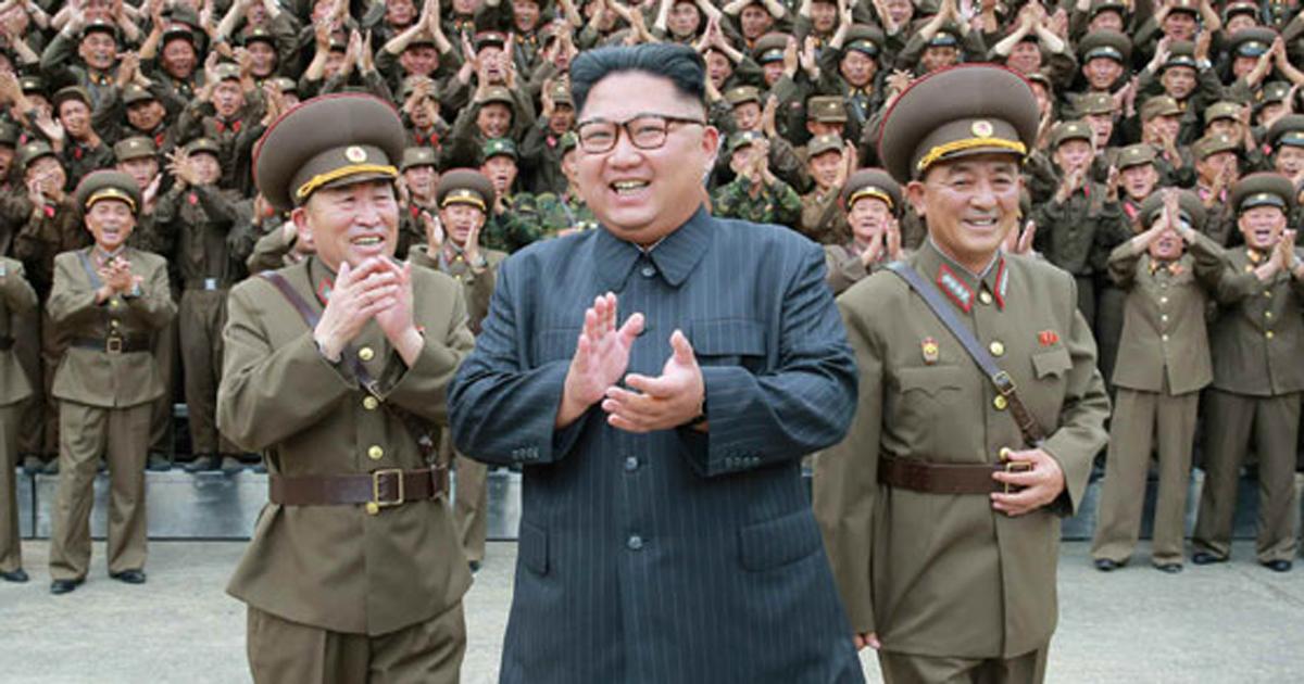 北朝鮮が米国トランプ政権を執拗に挑発し続ける理由