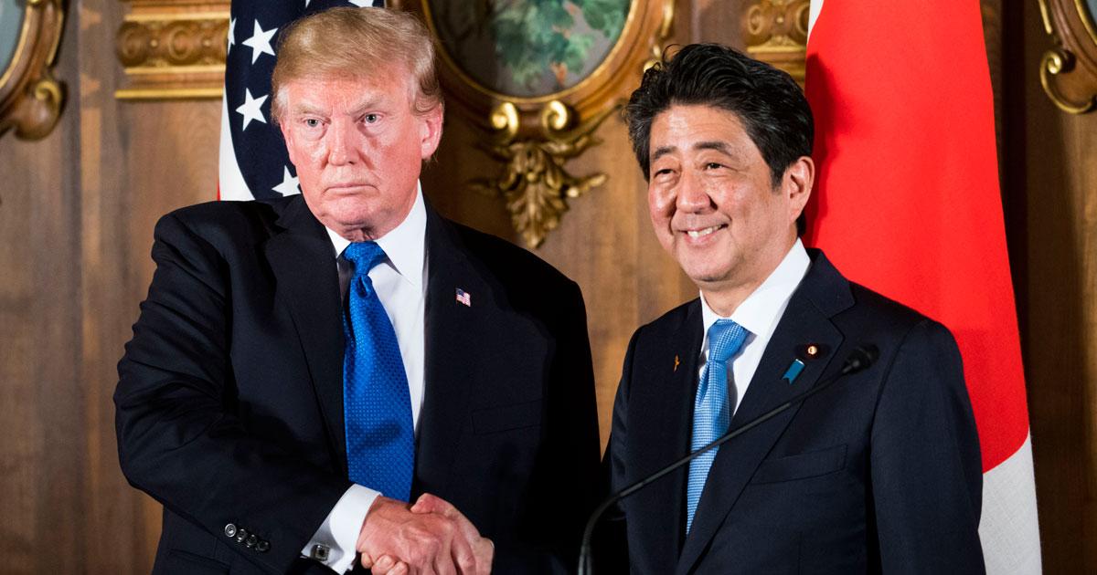 トランプ大統領の「米国第一」政策は初来日を経てさらに強まる