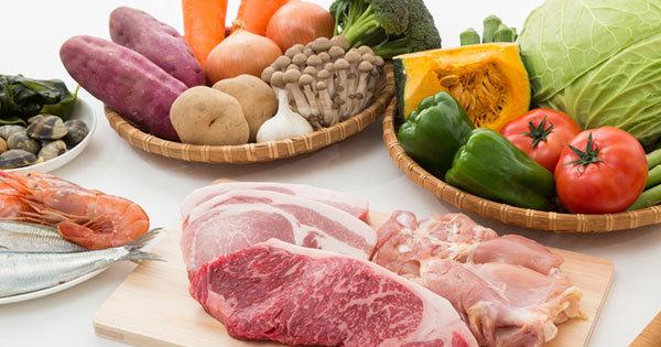 熱中症予防におすすめの食材