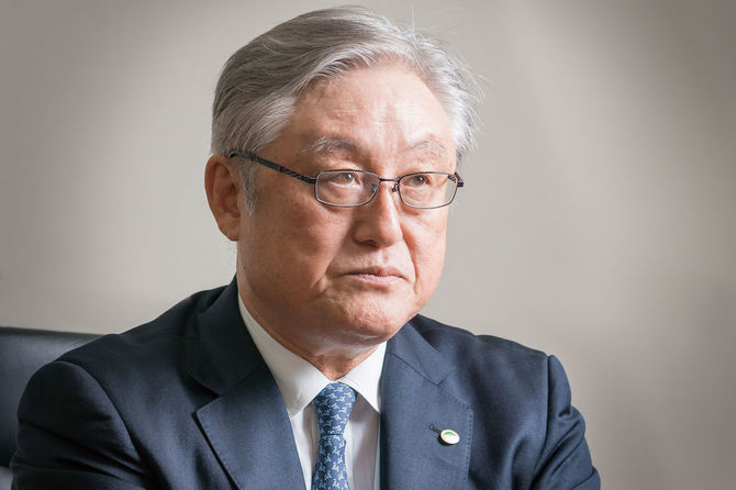 東原俊昭・日立製作所社長