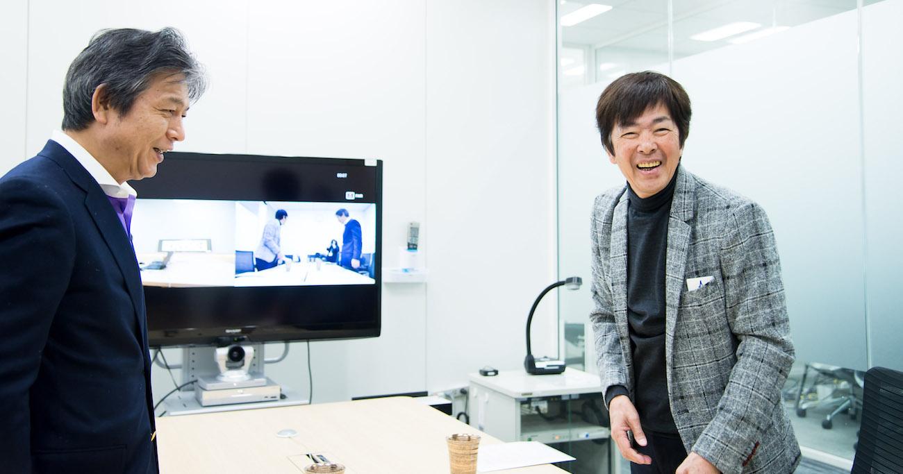 Vファーレン高田明と作家・堂場瞬一が語る「人が集まるスタジアム」の作り方(下)