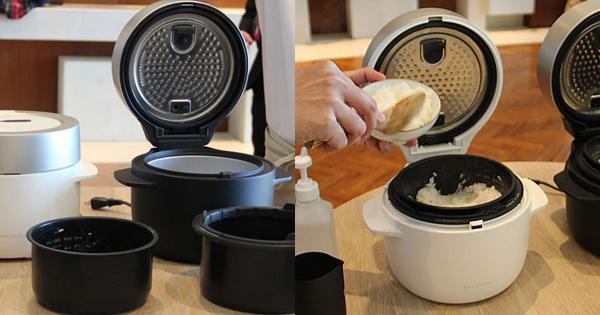 蒸気だけで炊くバルミューダ新型炊飯器の実力を実食チェック!