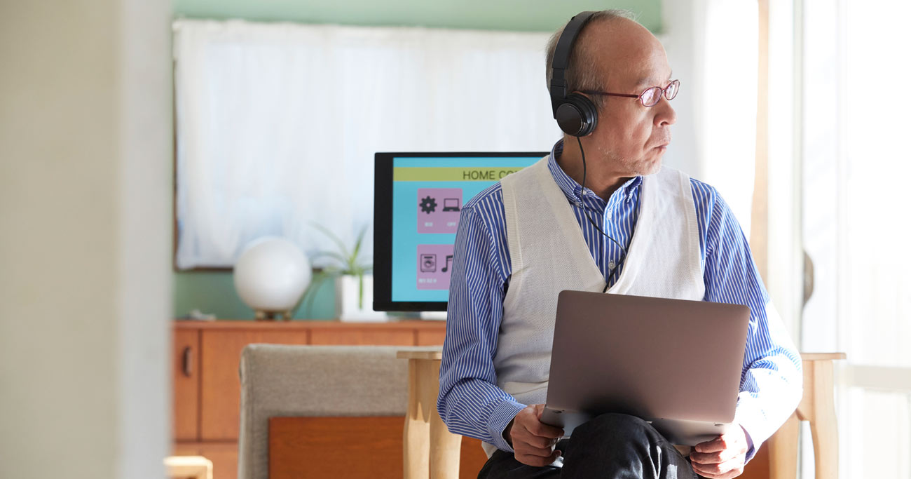 中高年はパソコンを使おう、認知機能の維持に役立つかも?