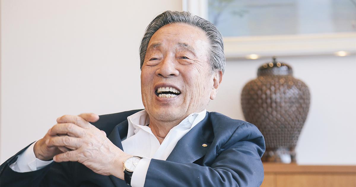 マルハン韓会長「仕事で嫌なことは音楽で忘れられた。死んだら音楽葬にしてほしい」
