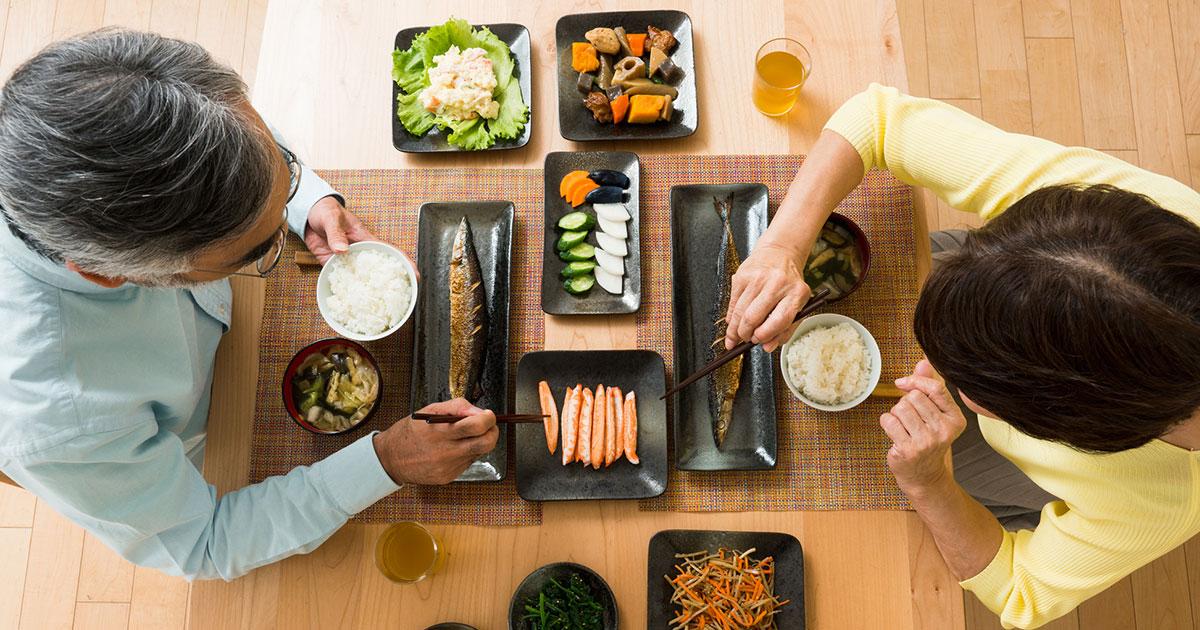 36年間日本全国を調査してわかった「長寿の12ルール」