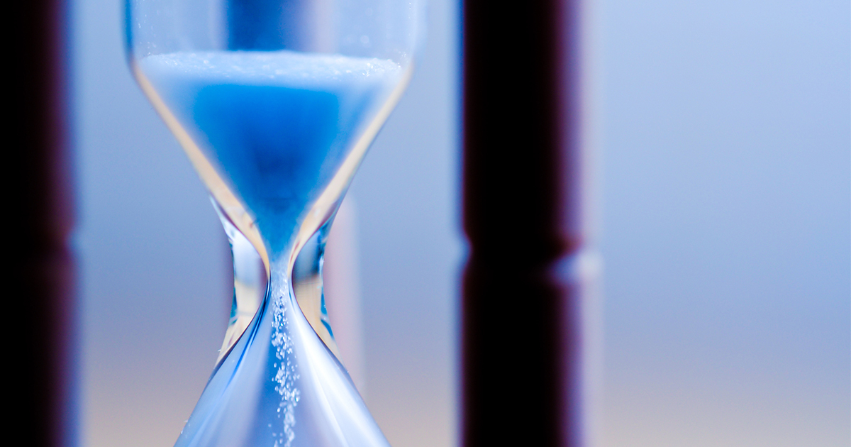 時間を有意義に使えば、トラブルは回避できる