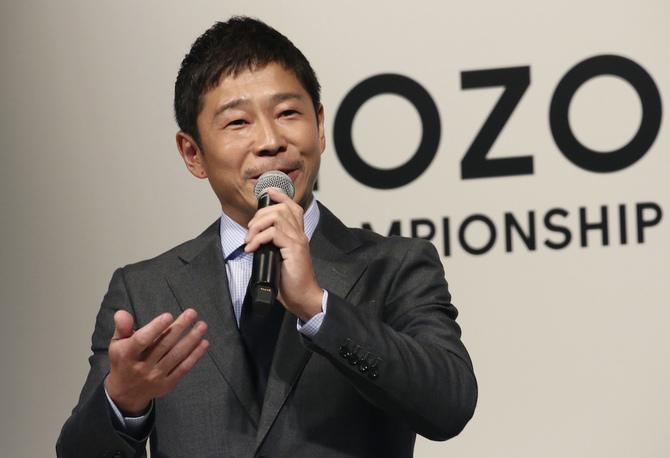 「前澤社長」の画像検索結果