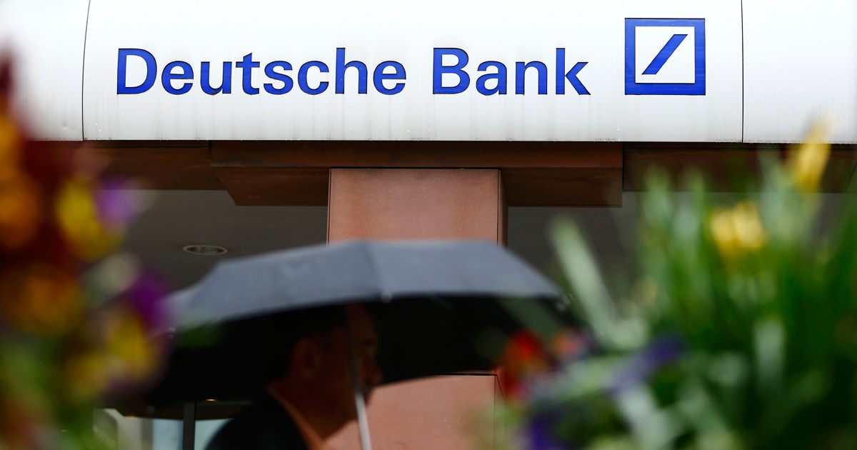 ドイツ銀危機は金融緩和による銀行モラル破壊が招いた - 山田厚史の「世界かわら版」