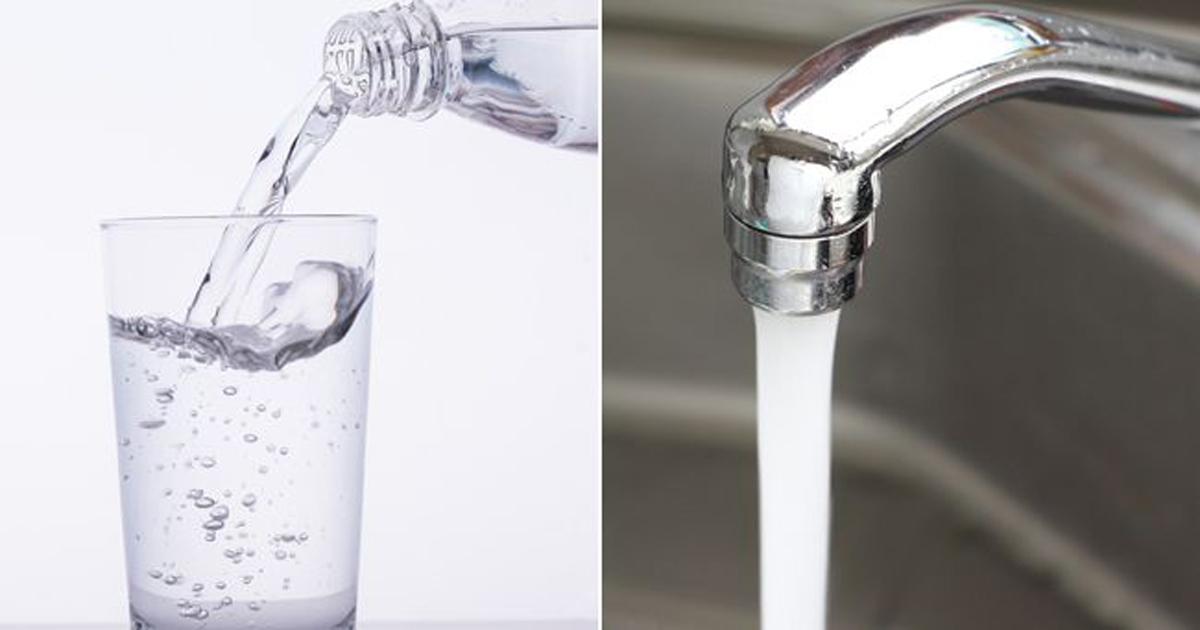ミネラルウォーターと水道水、安全性が高いのはどちらか