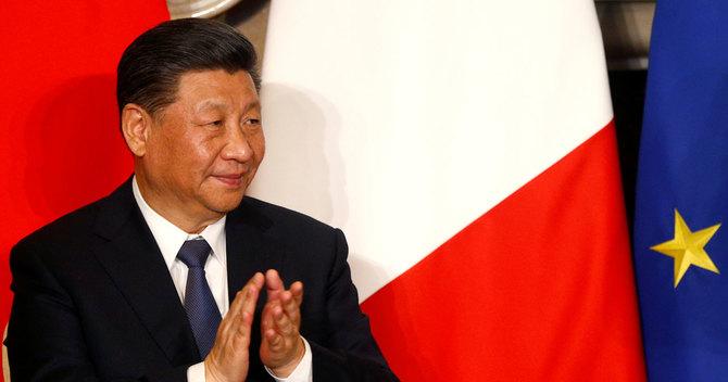 中国習近平主席