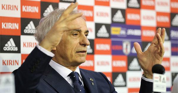 ハリルホジッチ氏は日本代表監督を解任された理由に納得していない