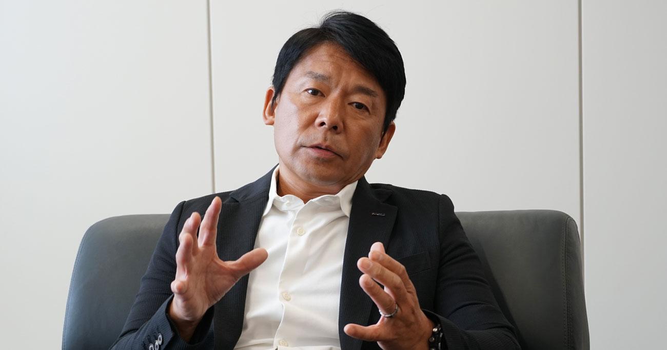 カプコン辻本社長COO「5G到来はスマホゲームで巻き返すチャンス」