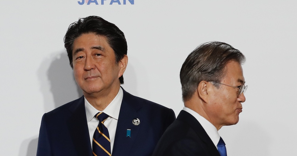 文在寅政権は相手にせず、安倍首相は韓国の国民に堂々と説明すべき