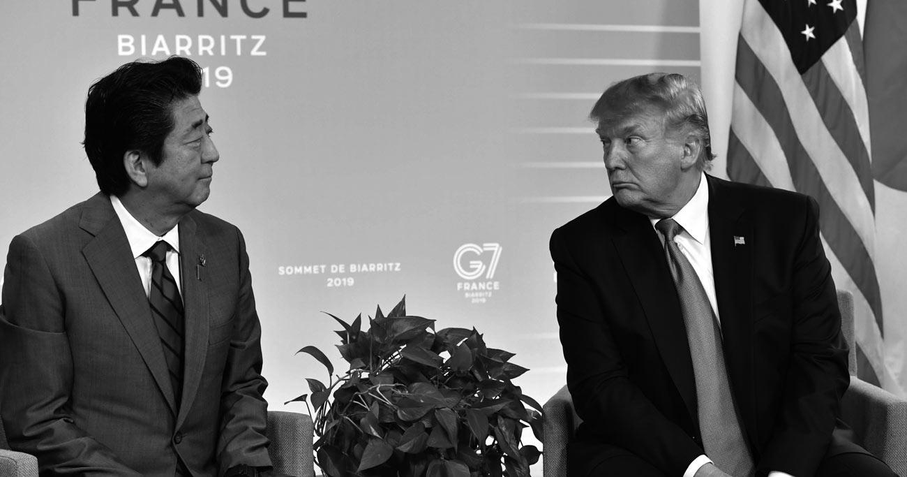 日米首脳会談はトランプペース 均衡しない「バランスシート」