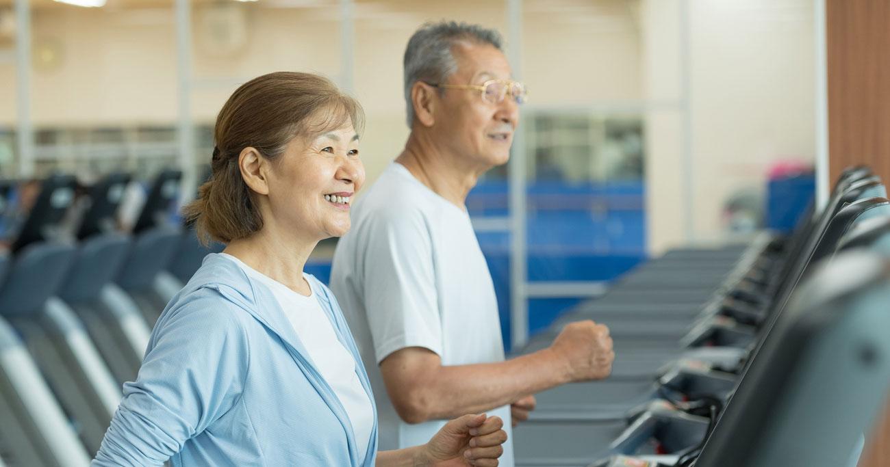 運動は70歳から始めても遅くない!アスリート並みに筋肉は増やせる