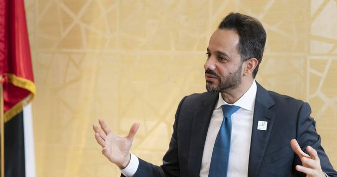 アラブ首長国連邦(UAE)大使館 カリド・アルアメリ大使
