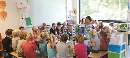 教育熱心な親たちが注目する「イエナプラン」の小学校とは?
