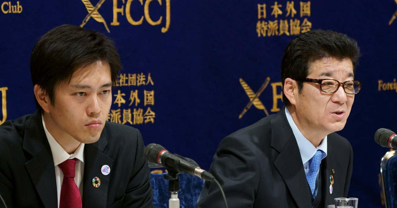 「大阪ダブル選」で再び浮上した「大阪都構想」の意味するもの