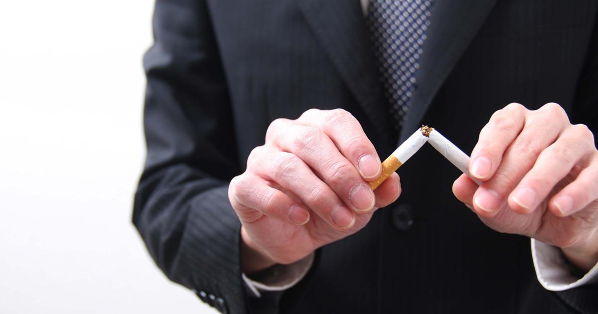 意志の強さだけでは乗り切れない!禁煙を確実に成功させるための6ヵ条