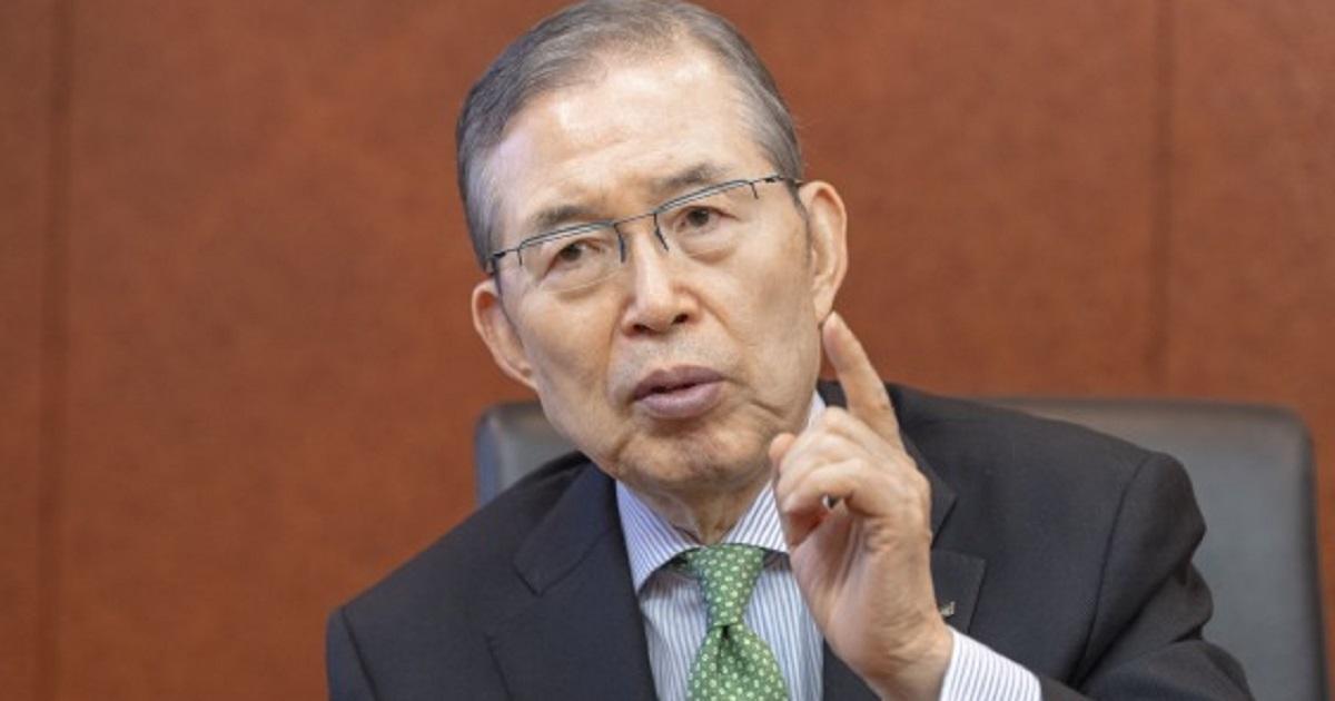 下方修正の日本電産、永守会長が語った米中貿易戦争下の投資戦略