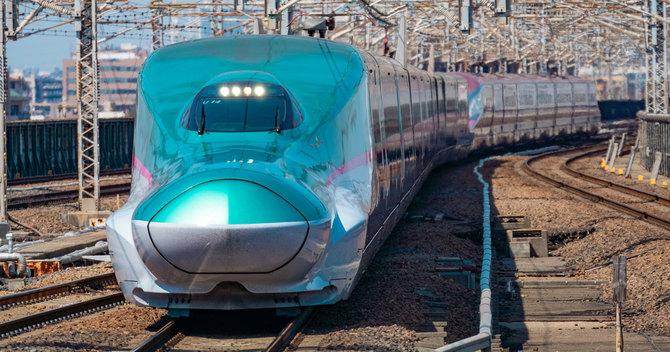 スピードアップ工事を申請した北海道新幹線