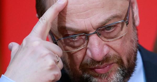 「シュルツ効果」の力不足露呈、ドイツ総選挙の前哨戦で