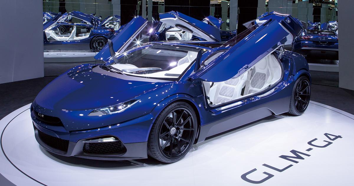 日本の電気自動車ベンチャーGLMが世界で注目を集める理由