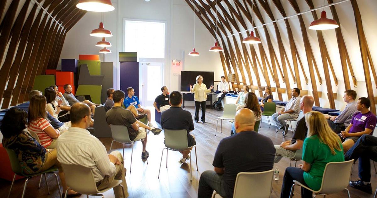リーダーシップやチームワークの思想も変わりつつあるGEの組織文化