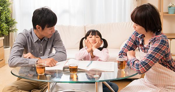 子どものやる気を出させるには親が「煩悩」を消せばいい