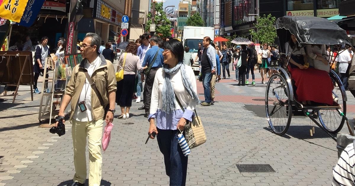 「浅草らしさ」が消えていく…観光客急増と開発ラッシュの功罪