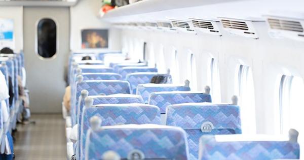 新幹線「のぞみ」でもこっそり活躍している「光触媒式空気清浄機」はこんな仕組みになっていた!