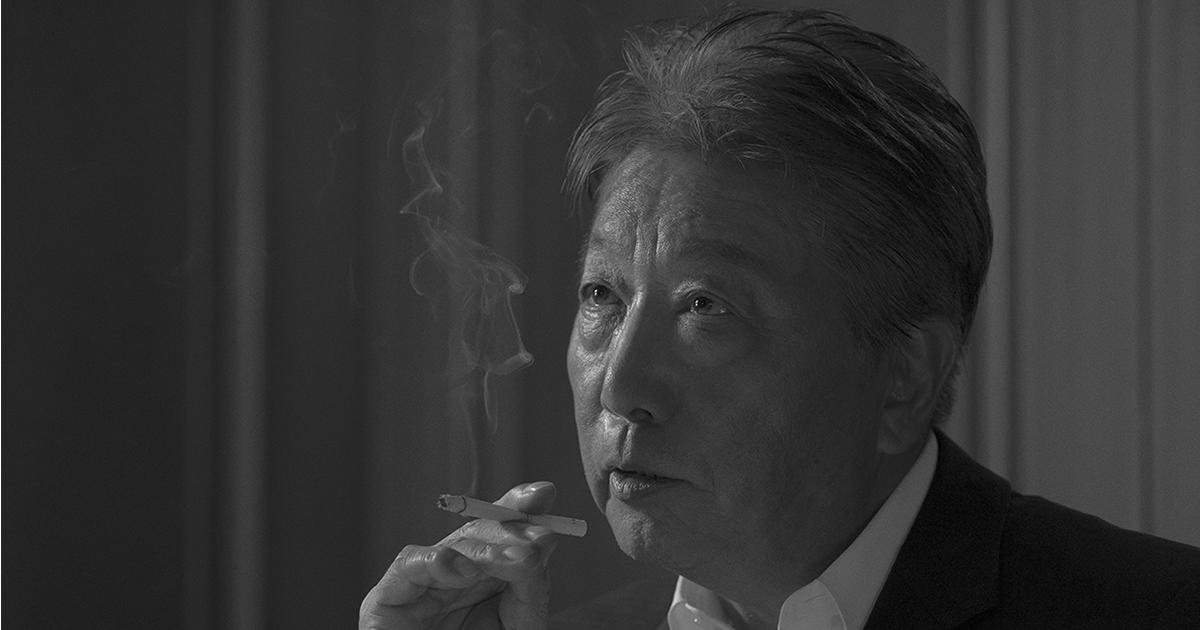 伊集院静が訴える「日本の経営者はサントリー創業者の鳥井信治郎に学べ」