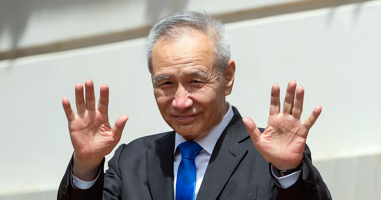 劉鶴・国務院副総理が対米交渉「決裂」後に語った本音