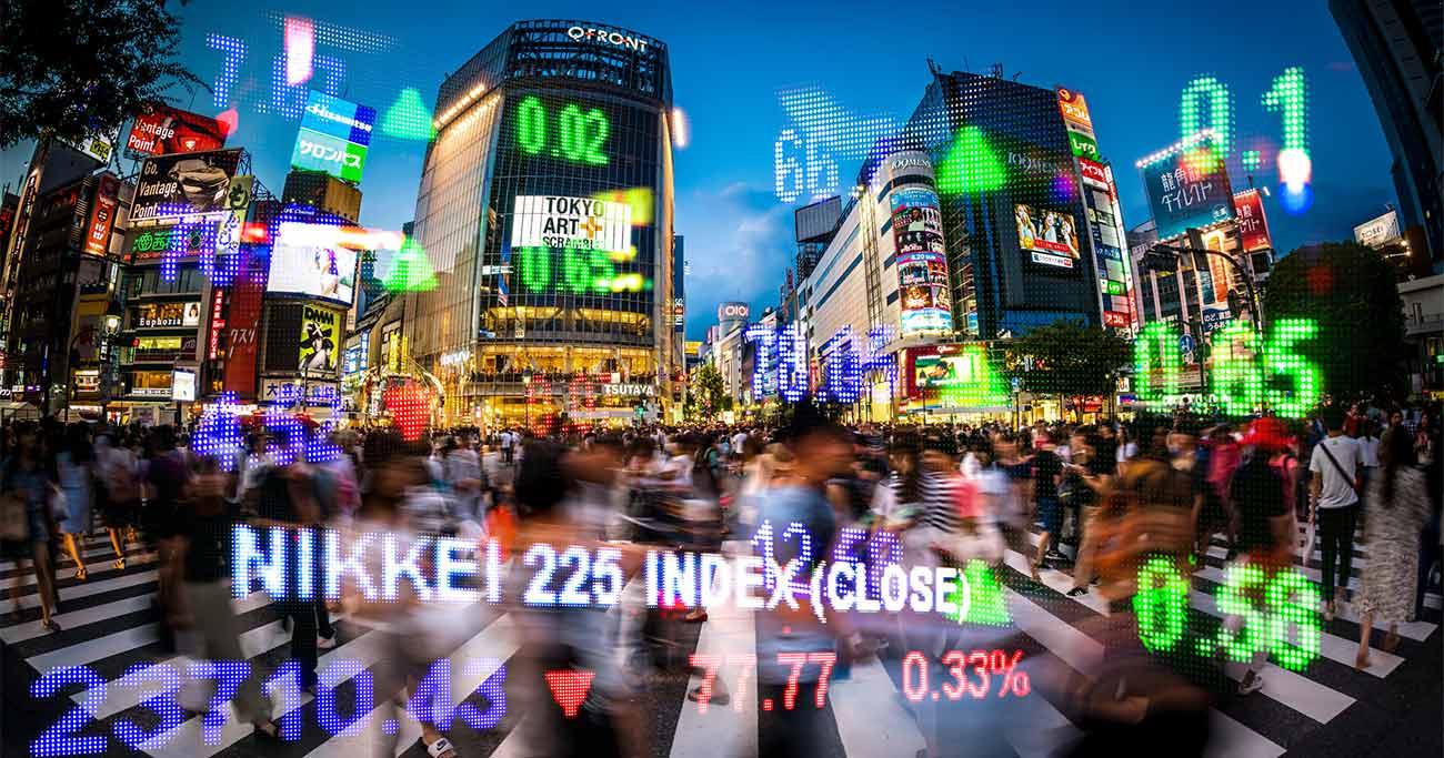 【バロンズ】日本株の魅力とは