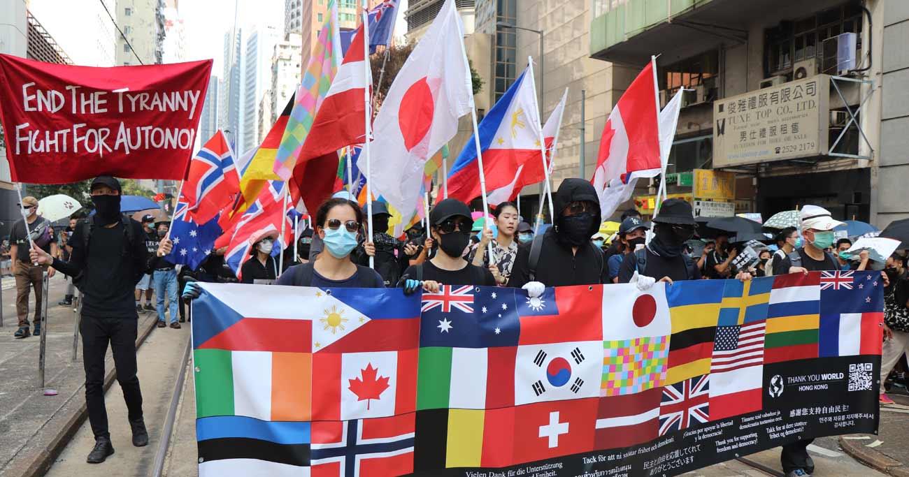 香港問題は中国共産党統治の「終わりの始まり」になるか