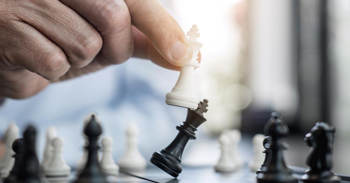 日常生活でも使われる「戦略」 その本質を追求する渾身の著