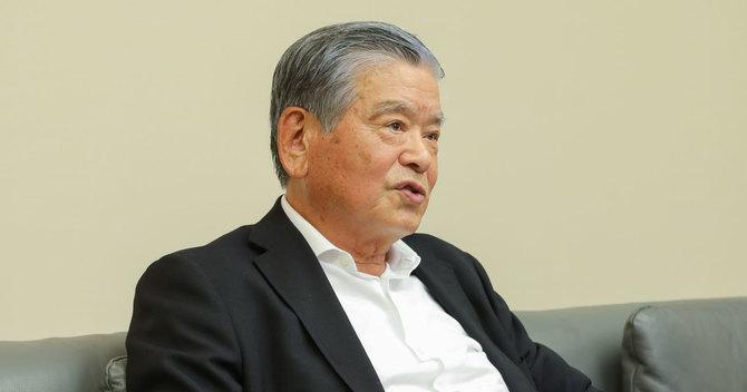川淵三郎・日本トップリーグ連携機構会長インタビュー