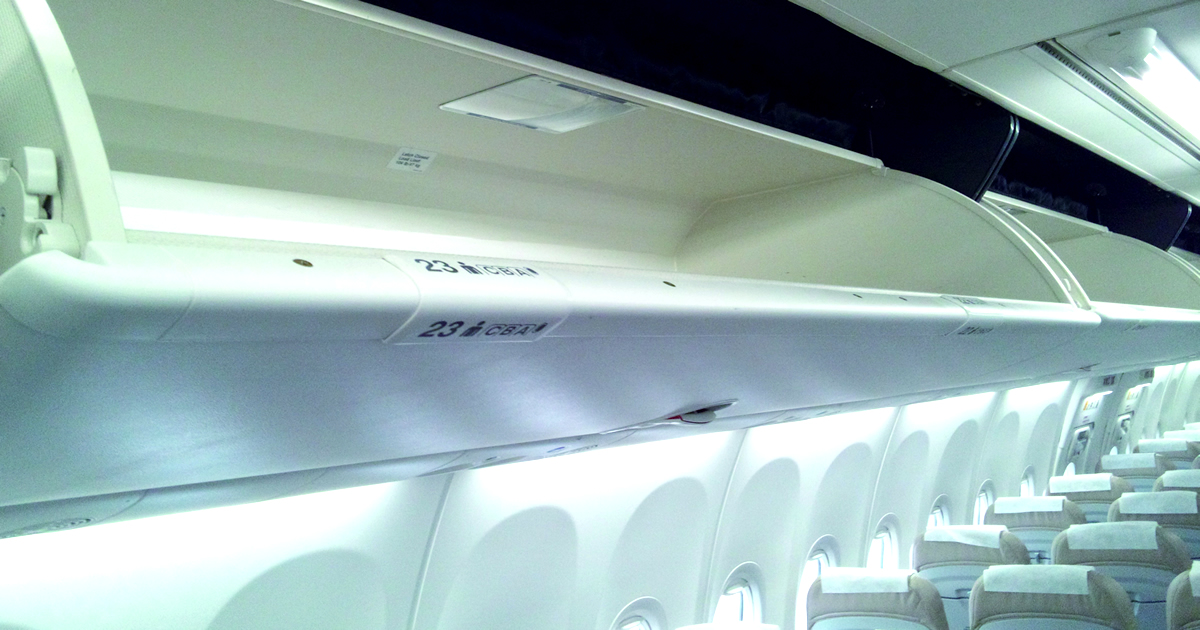 世界の航空機がこぞって導入する日本製「気くばりミラー」とは?