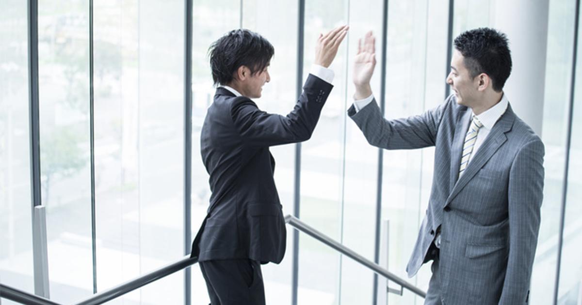 「挨拶」と「夢」がなぜ、組織を元気にするのか?