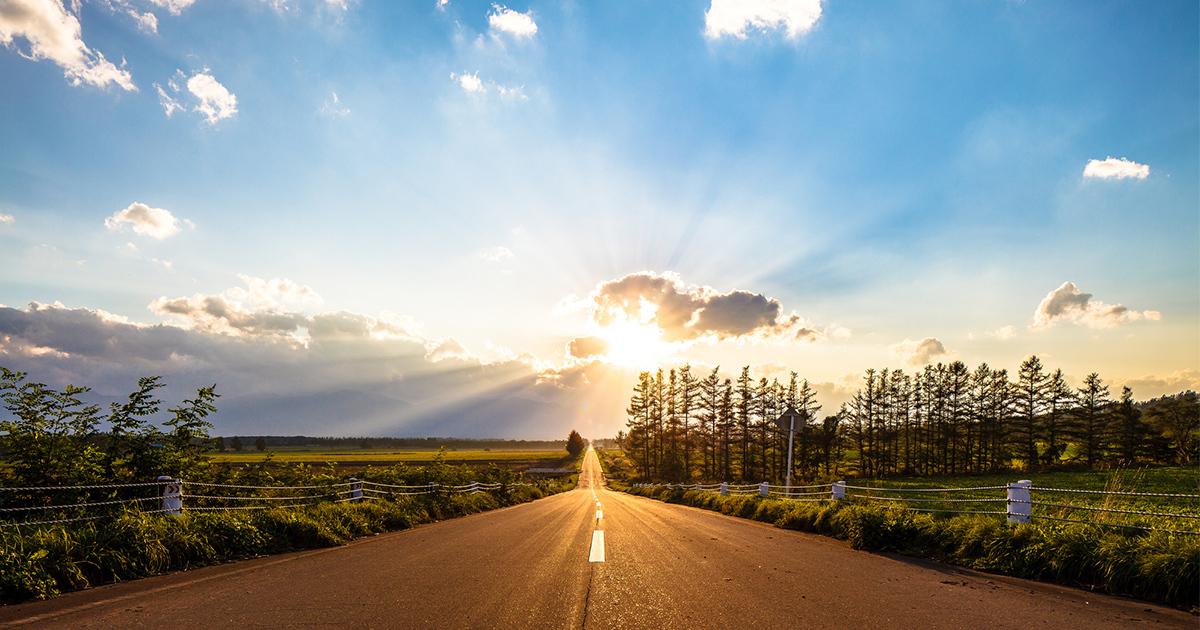 過去を悔まず、未来を憂えず、今に最善を尽くせば幸運を招く