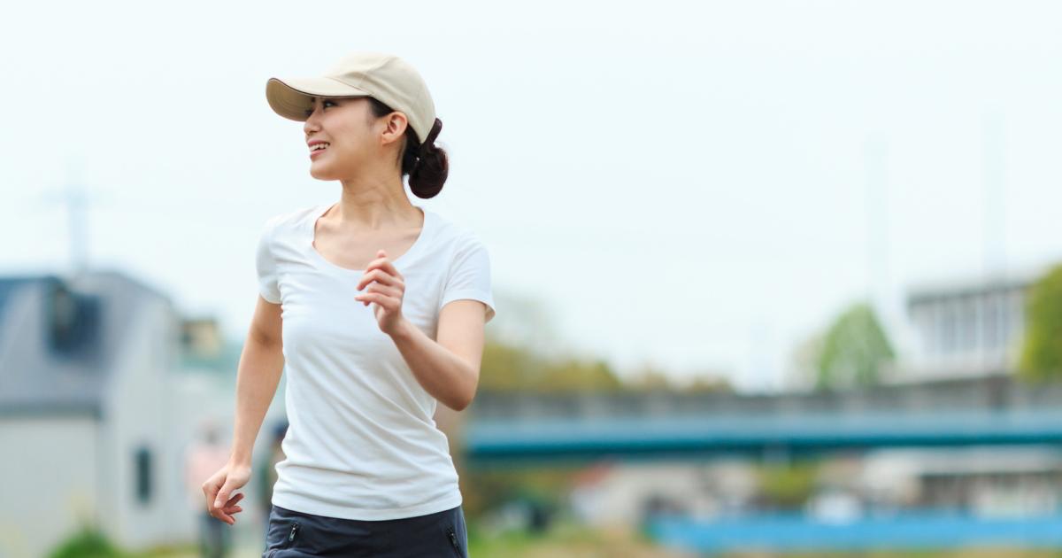 「週150分の早歩き」で4年半寿命を延ばせる