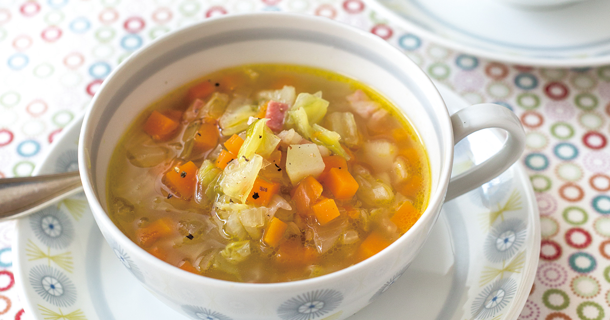 """「野菜嫌いの""""あの子""""がゴクゴク飲んでました!」感動報告相次ぐ「農家の野菜スープ」の秘密"""