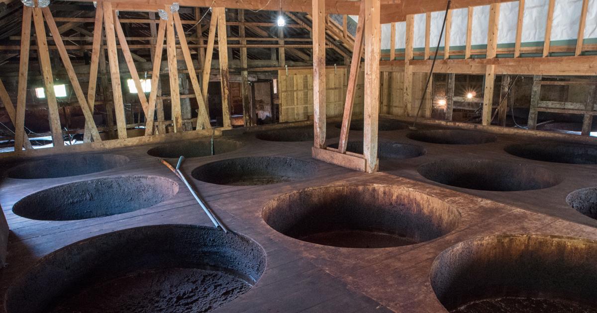 木桶仕込みの醤油、国内シェア1%から海外を目指す