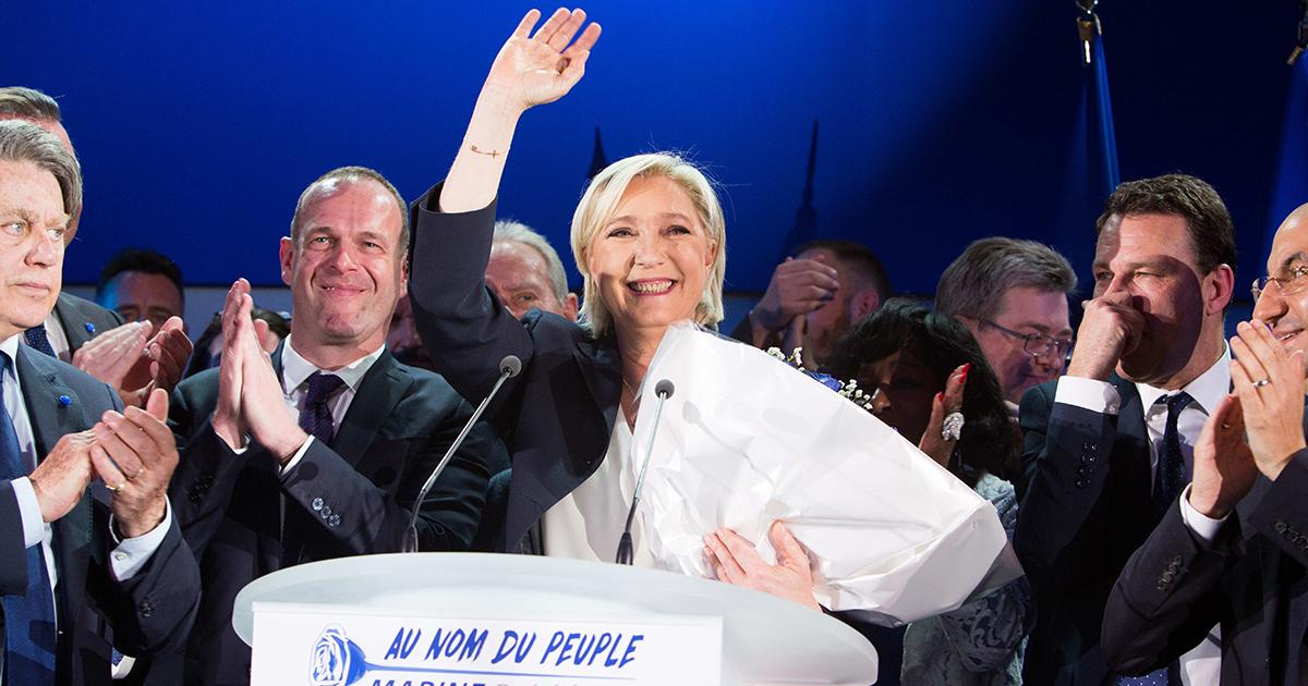 ルペン決選投票へ!世界中で極右指導者が支持される理由