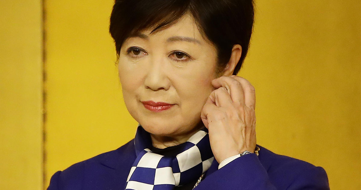 小池百合子電撃辞任の影に山東昭子との「女の戦い」
