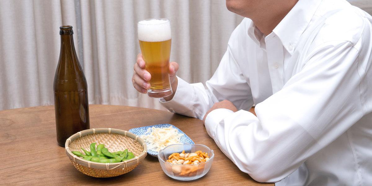 「家飲み」でも太る人、「深夜メシ」でも太らない人の違い