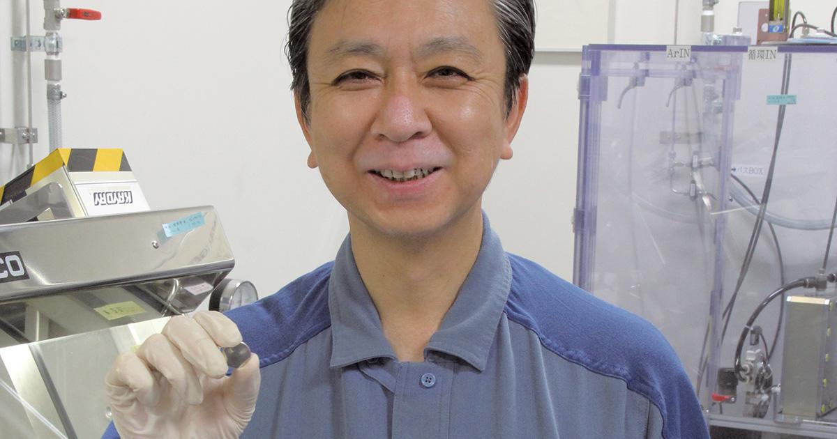 充電池の大本命「リチウム硫黄電池」を生んだ東電マンの苦節25年